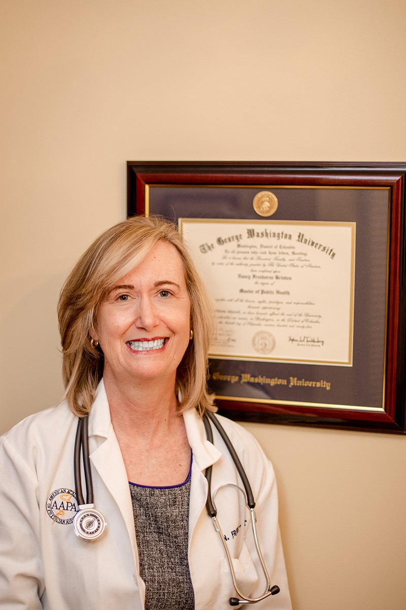 Dr. Nancy Freeborne-Brinton